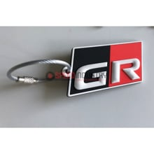 "Picture of Supra ""GR"" (GAZOO RACING) Keychain"