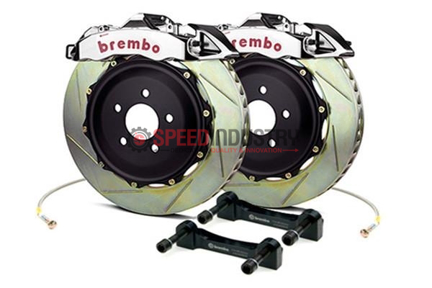 Picture of Brembo GT-R System A90 MKV Supra GR 2020+ Nickel Plated 6-POT