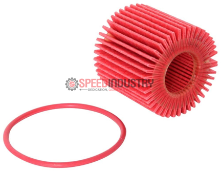 Picture of K&N Replacement Oil Filter Element C-HR 18+ HP-7021