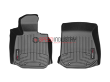 Picture of WeatherTech Black Floor Mats A90 MKV Supra GR 2020+