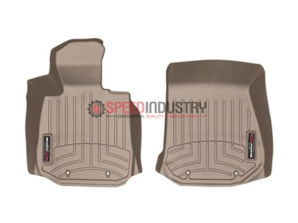 Picture of WeatherTech Tan Floor Mats A90 MKV Supra GR 2020+