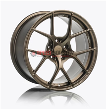 Picture of Titan 7 T-S5 18x10.7+38 Techna Bronze-A90 MKV Supra GR 2020+