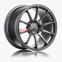 Picture of Titan 7 T-R10 18x9 +38 5x108 Satin Titanium- Focus