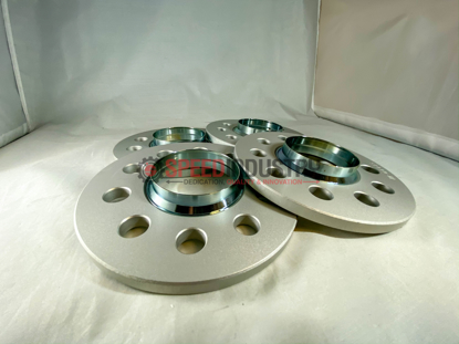 Picture of 10mm 5×112 66.6cb Spacers w/Shank- A90 MKV Supra GR 2020+