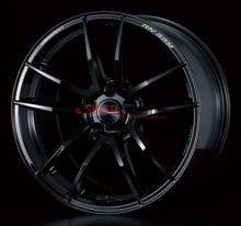 Picture of Weds RN-55M 18x10+36 5x114.3 Gloss Black