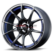 Picture of WedsSport SA10R 18x9.5 +45 5x114.3 Blue Light Chrome