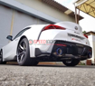 Picture of APEXi N1-X Resonated Catback Exhaust System-GR Supra 20+