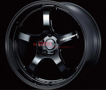 Picture of Weds RN-05M 18x10+18 5x114.3 Gloss Black