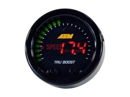 Picture of AEM Tru-BoostX Gauge-Type Boost Controller