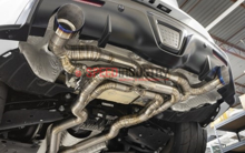 Picture of Boost Logic Titanium Catback Exhaust-GR Supra 20+