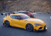 "Picture of APR GTC300 67"" Carbon Supra Spec Wing-GR Supra 2020+"