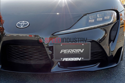 Picture of Perrin License Plate Relocation Kit-GR Supra 2020+