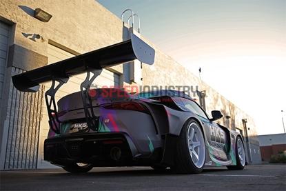 Picture of HKS Premium Widebody Kit- A90 MKV Supra GR 2020+