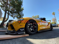 Picture of Fly1 Motorsports x Auto Tuned S1 Sideskirts-A90 MKV Supra GR 2020+
