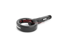 Picture of Perrin Rear Tow Hook (Black)-A90 MKV Supra GR 2020+