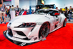 Picture of Rocket Bunny x Greddy Widebody Kit w/o  Wing A90 MKV Supra 2020+