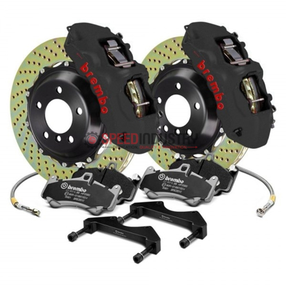 Picture of Brembo GT-S Systems 2015+WRX STI 6POT 350x34 Front Brake Kit