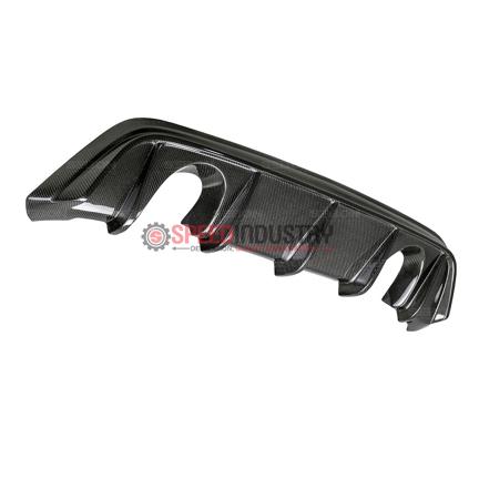 Picture of SEIBON Carbon Fiber Rear Diffuser - Focus RS