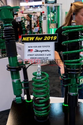 Picture of Tein Street Advance Z Coilovers w Error Canceller-A90 MKV Supra GR 2020+