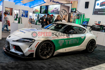 Picture of Volk Racing G025 19X9 +27 5X112 (Front) Matte Gunblack A90 MKV Supra GR 2020+