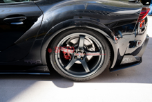 Picture of Artisan Spirits Black Label Fender Trim Kit (FRP) -A90 MKV Supra GR 2020+