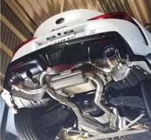Picture of APEXi N1-X Non-Resonated Catback Exhaust System-GR Supra 20+