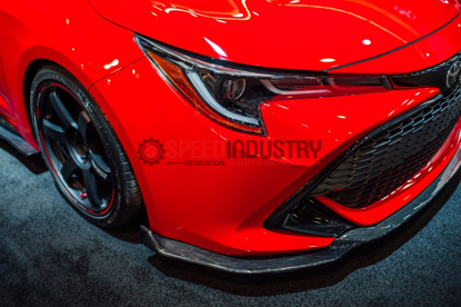 Picture of 2019+ Toyota Corolla Type 1 Front Lip ONLY