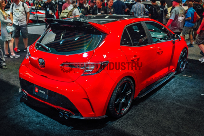 Picture of 2019+ Toyota Corolla Hatchback Type 1 Lip Kit