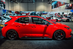 Picture of 2019+ Toyota Corolla Type 1 Side Skirts ONLY