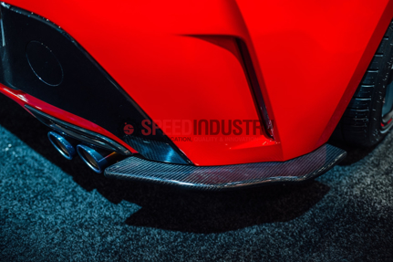 Picture of 2019+ Toyota Corolla Type 1 Rear Spats ONLY