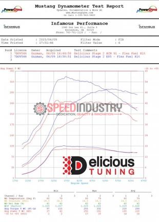 Picture of Delicious Tuning STI Stage 2 Flex Fuel Tune
