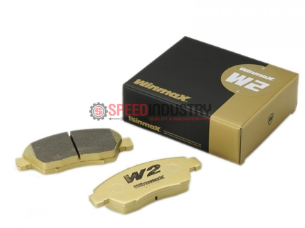 Picture of Winmax W2 Street Rear Pads A90 MKV Supra GR 2020+