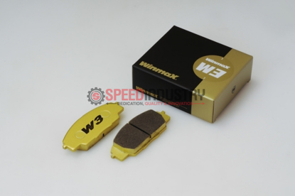 Picture of Winmax W3 Sport Rear Pads A90 MKV Supra GR 2020+