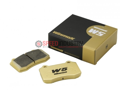 Picture of Winmax W5 Track Rear Pads A90 MKV Supra GR 2020+