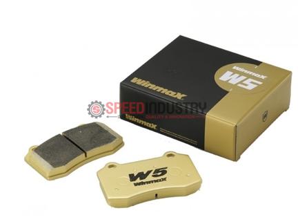 Picture of Winmax W5 Track Rear Pads A90 MKV Supra GR 2020+