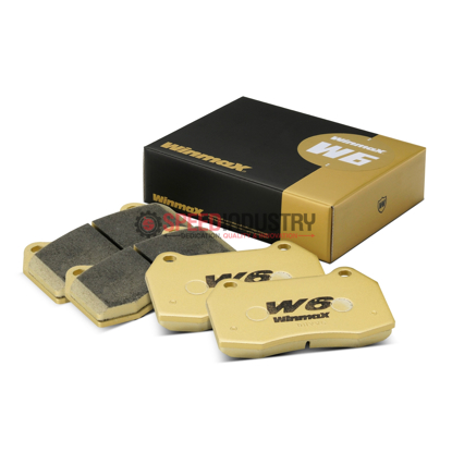 Picture of Winmax W6 Track Front Pads A90 MKV Supra GR 2020+