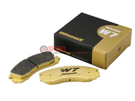 Picture of Winmax W7 Rear Pads A90 MKV Supra GR 2020+