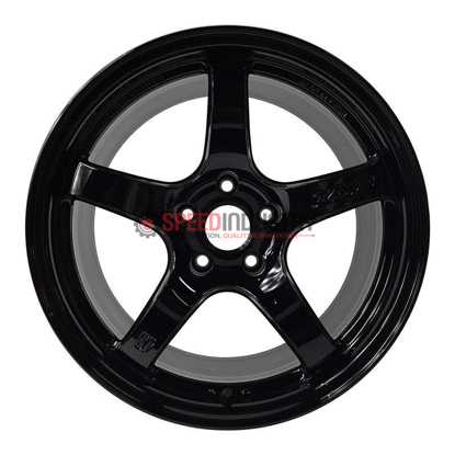 Picture of Gram Lights 57CR 18x9.5+38 5x114 Gloss Black