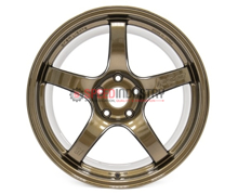 Picture of Gram Lights 57DR 18x9.5+38 5x114 Almite Gold