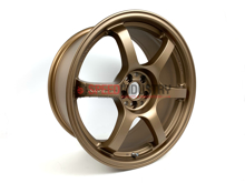 Picture of Gram Lights 57DR 18x9.5+22 5x114 Bronze 2
