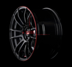 Picture of Gram Lights 57Xtreme Rev Limit Wheel 18x9.5+13 5x114 Black & Machining / E-Pro Coat