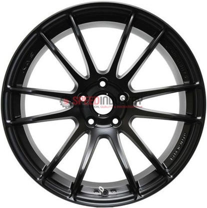 Picture of Gram Lights 57Xtreme 18x9.5+22 5x114 Semi Gloss Black