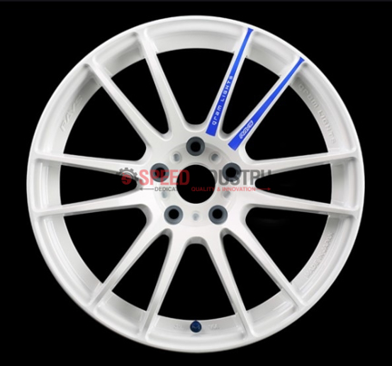 Picture of Gram Lights 57Xtreme 18x9.5+38 5x114 White