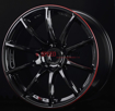 Picture of Gram Lights 57Xtreme Rev Limit Wheel 18x9.5+39 5x114 Black & Machining / E-Pro Coat