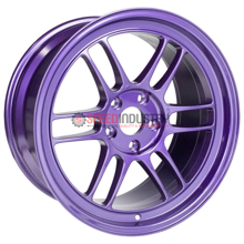 Picture of Enkei RPF1 18x9.5+38 5x114 Purple