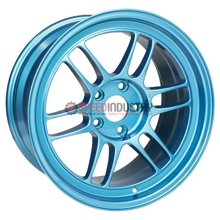 Picture of Enkei RPF1 18x9.5+38 5x114 Emerald Blue