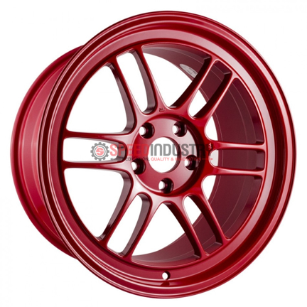 Picture of Enkei RPF1 18x9.5+38 5x114 Competition Red