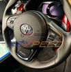 Picture of Rexpeed Carbon Fiber Steering Wheel Badge-A90 MKV Supra GR 2020+