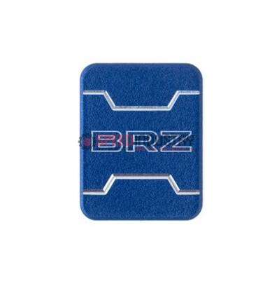 Picture of MTEC BRZ Plaque