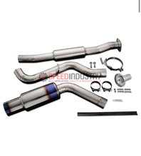 Picture of Tomei Expreme Ti WRX / STI Cat-Back Exhaust